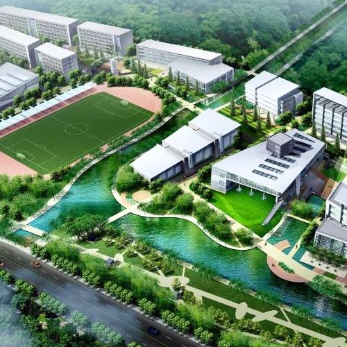 上海校园架构
